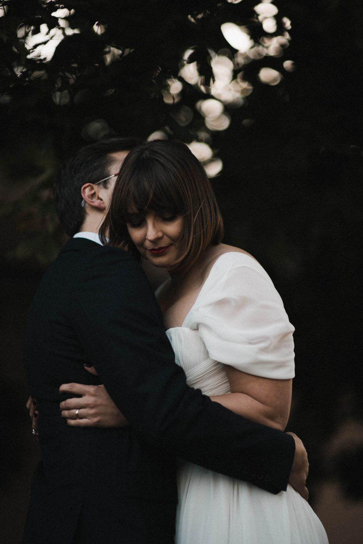 Kristinos ir Raimondo vestuvinis portretas Kauno senamiestyje