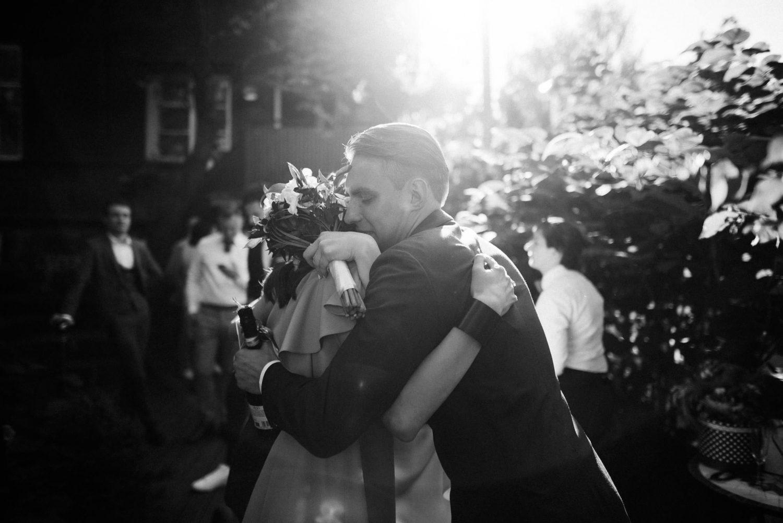 Jautrūs sveikinimai Austėjos ir Pauliaus vestuvėse